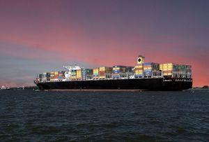Containerschiff: Handelsabkommen ändert wenig (Foto: pixabay.com, Thomas_G)