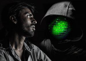 Dunkle Schatten: Hacker werden selbst zu Opfern (Foto: geralt, pixabay.com)