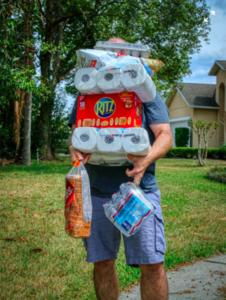 Corona-Einkauf: Krise verändert Konsumverhalten (Foto: unsplash.com, Mick Haupt)