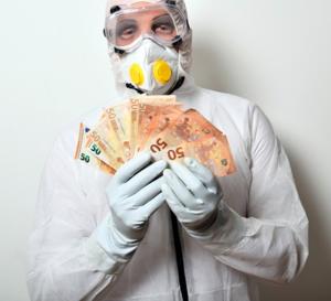 Corona-Geld: mickrige Spenden von Tech-Riesen (Foto: pixabay.com, leo2014)