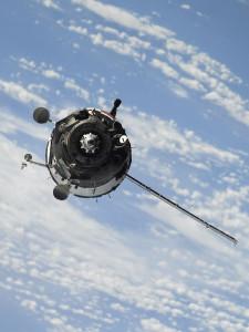 Satellit: Dafür sind reversible Brennstoffzellen interessant (Foto: NASA, unsplash.com)