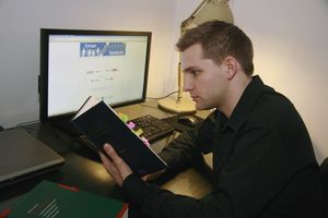 Student Max Schrems
