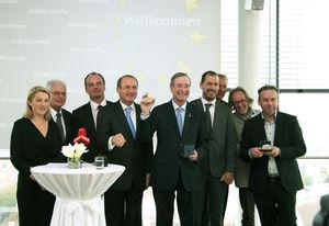EU citizens award for Dr Leitl