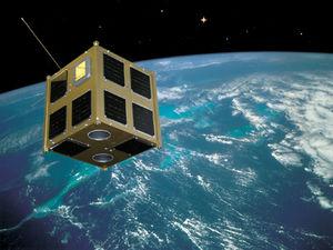 The mini satellite