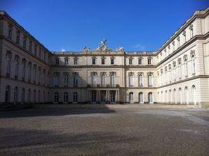 Beispielhaft: Schloss Herrenchiemsee