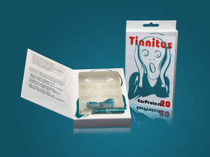 TinniTool EarProtect (for tinnitus)