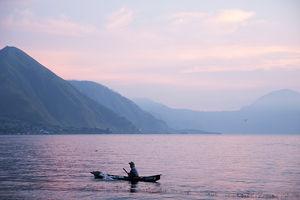 Kano in harmonie met de natuur