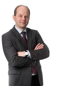 AT&S CEO Andreas Gerstenmayer
