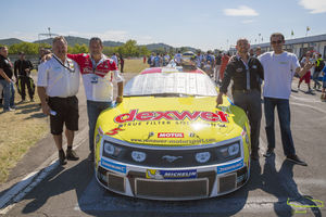 Dexwet announces NASCAR-Partnership