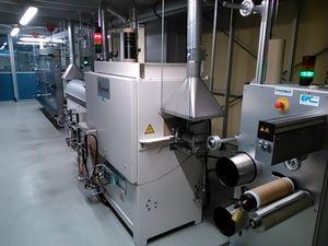 Carbon fiber demo plant by EPC