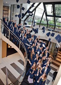 Graduating Class of ISR Neuss (Germany)