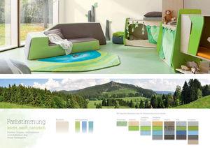 Farbpsychologie die bedeutung von farbe bei der for Raumgestaltung app