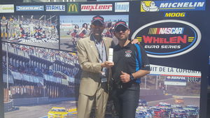 Dexwet Absorber Fluid first in NASCAR