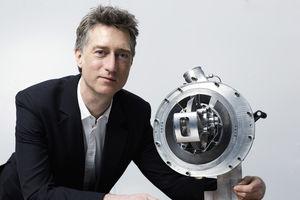 UK inventor Steve Lindsey