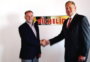 Ronald Eibler joins AICHELIN Management