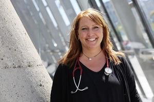 UNIQA-Medizinerin Dr. Denise Pajank