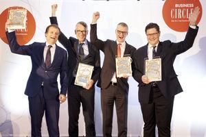 Preisträger Austrian Compliance Award