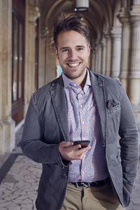 Oroundo-Gründer Patrick Tomelitsch