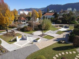 Semmelrock Mustergarten in Klagenfurt