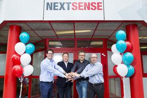 NEXTSENSE und Hexagon feiern Übernahme