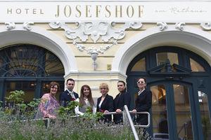 Hotel Josefshof am Rathaus Team