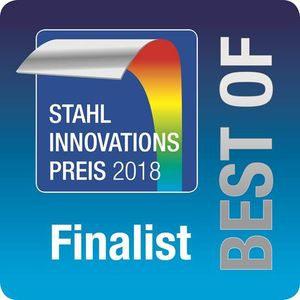 EMA Finalist of Steel Innovation Award