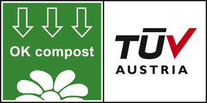Certification OKcompost de TÜV AUSTRIA