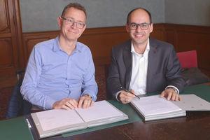 Het managementteam van CNT België
