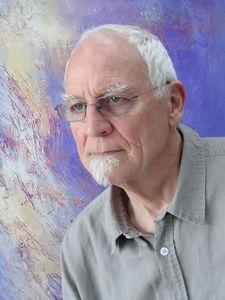Portrait of the artist Bastian Oldhouse