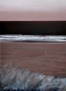Hayle Beach by Rosalba Arcilla