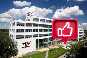 TÜV AUSTRIA surpasses 128.000 Followers