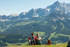 Weitwandern am Salzburger Almenweg - Radstadt ist dein idealer Ausgangspunkt.