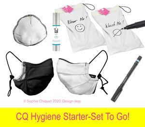 CQ-M3b in CQ Hygiene Starter Set To Go