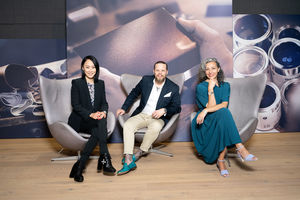 The founders of Ladies Drive Asia GmbH