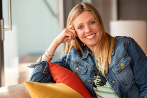 Annika Kessel, CEO Cosmiq Universe