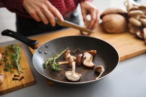 Pilze sind nicht nur schmackhaft sondern liefern wichtige Inhaltstoffe - easylife klärt auf.